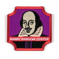 Iron-on Patch - Shakespeare