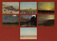 Frank Reaugh Notecard Set