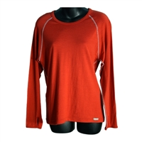 Merinos Crew Neck Long Sleeve (Womens)