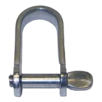 Strip Light Weight Long Shackle - Stainless Steel