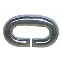 C Link - Chain Link Style Sister Clip - Stainless Steel