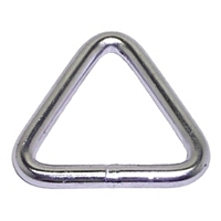 Triangle - Stainless Steel