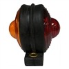 Rubber Covered Clearance Lamp - 75mm