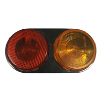 Submersible Trailer Lights TF Round - Pair