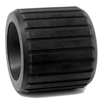 "Wobble Boat Roller 3.5""/90mm Rubber"