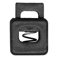 Cord Lock Square  - 4 per pack