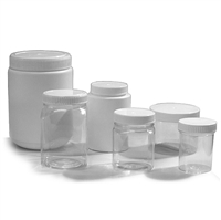 Food Jars Assorted Sizes