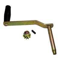Jarrett Winch Handle Assembly