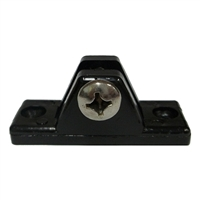 Deck Mount Bracket - Black (Pkt 10)