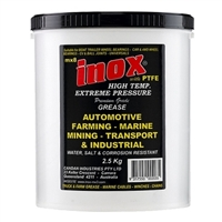 Inox MX8 PTFE Grease - Tube 2.5kg