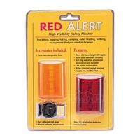 Red Alert Safety Flasher