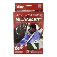 Space All Weather Blanket (152cm x 213cm) 340g