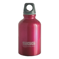 Aluminium Drink Bottle 300ml by Sigg