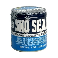 Sno-Seal Original Beeswax Waterproofing - Jar 200g