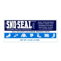 Sno-Seal Original Beeswax Waterproofing - Pillowpack 14g