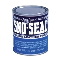 Sno-Seal Original Beeswax Waterproofing - Tin 750g