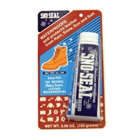 Sno-Seal Original Beeswax Waterproofing - Tube Blister Pack 100g