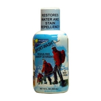 Sport-Wash Odour/Residue-Free Detergent 532ml-Mountain Pack