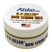 UV-Killer Bow String Wax Jar - 35g