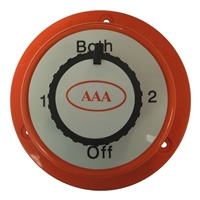 Battery Isolator / Selector Switch - Dual