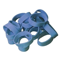 FK-SKS Rubber Brake Retainer - Flat (100pk)
