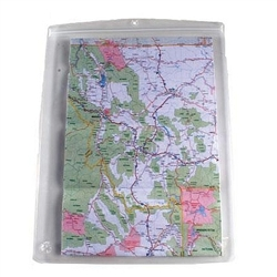 Dry Doc Map Case (Large) by Seattle Sports
