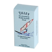 Tilley Sea & Hard Water Soap 115g