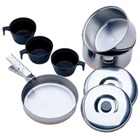 Vango Cook Kit - Stainless Steel