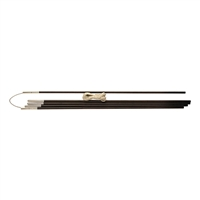Vango Fibreglass Pole Set - 9.5mm x 65cm