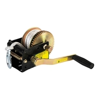 Jarrett Winch 2 Speed: 5:1 / 1:1 Fibre Rope (700kg)