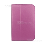 "Galaxy Note 8.0"" N5100 Wallet Case Purple"
