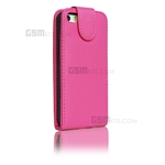 iPhone 4S/4 Flip Case Rose