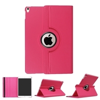 iPad Air 2 Wallet Case 360 Rotate Rose