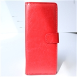 Universal Wallet Case Medium Red