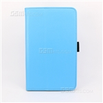 Lenovo A7-50 (A3500) Wallet Case Magnetic Blue