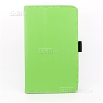 A7-30 (A3300) Wallet Case Magnetic Green