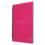 Lenovo Yoga Tablet 2 10.1 Wallet Case Ultra Thin Rose