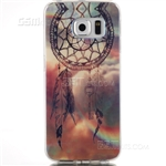 Galaxy Note 5 N920 Gel Case Design Blu-Ray Dream Catcher