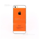 iPhone SE/5s/5 Hard Case Design Orange