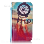 iPhone 8/7 Plus Wallet Case Design Dreamcatcher Sunset