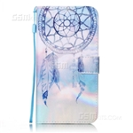 iPhone 8/7 Plus Wallet Case Design Dreamcatcher Rainbow