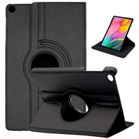 iPad Air2 Wallet Case 360 Rotate Black