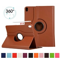iPad Mini 4/ 5(2019) Wallet Case 360 Brown