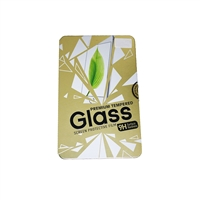 iPhone 8/7 Plus 5D Full Tempered Glass White