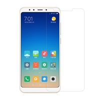 Xiaomi Redmi 5 Plus (5.99 Inch) Tempered Glass (5 Pcs Bundle)