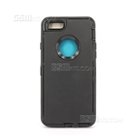 iPhone 6/6S Defender Design HeavyDuty Defender Black