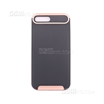 iPhone 8/7 Plus Hard Case Design Carbon Armor Rose Gold