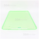 iPad Mini 4 Gel Case Green