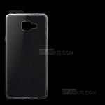 Galaxy A3 (2016) A310F Gel Case Transparent
