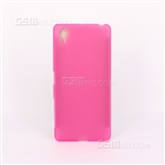 Sony Xperia X Gel Case Rose